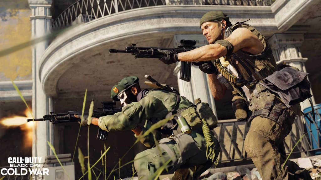 Call of Duty: Black Ops Cold War mise à jour 1.12