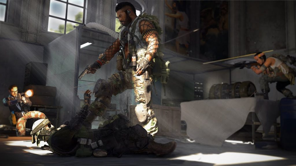 Call of Duty Black Ops Cold Wa Mise à jour 31 Mars 2021