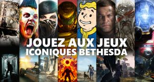 xbox game pass 20 jeux bethesda