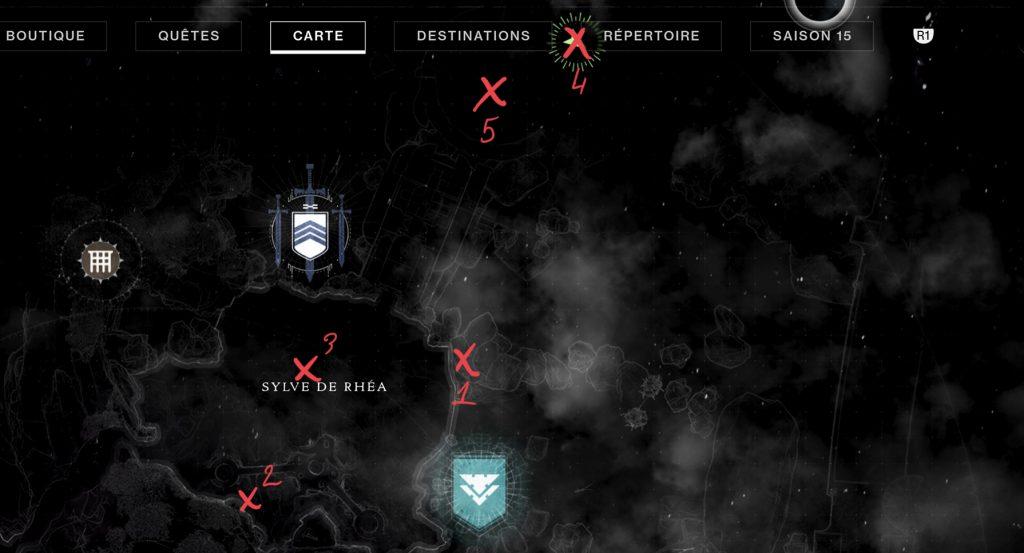 Destiny 2 saison 15 retracer les étoiles partie 3